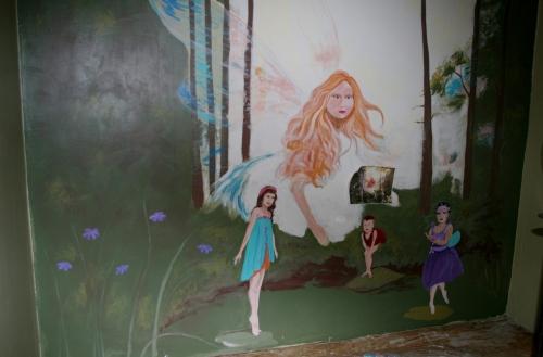 SarahRose's Mural